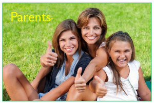 Parents image for Mother and daughters
